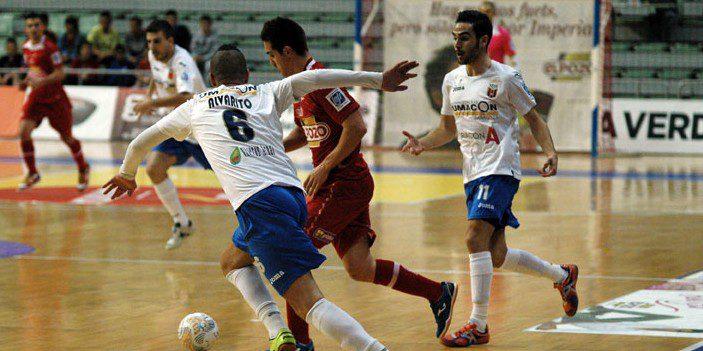 ElPozo Murcia sigue imbatible en casa y gana 4-2 a Umacon Zaragoza