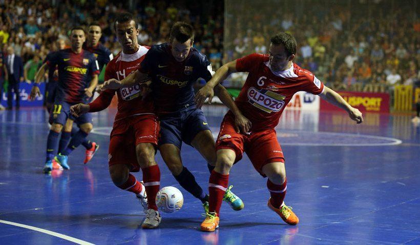 ElPozo Murcia FS roza la épica en los penaltis y es digno Subcampeón de Liga 2013
