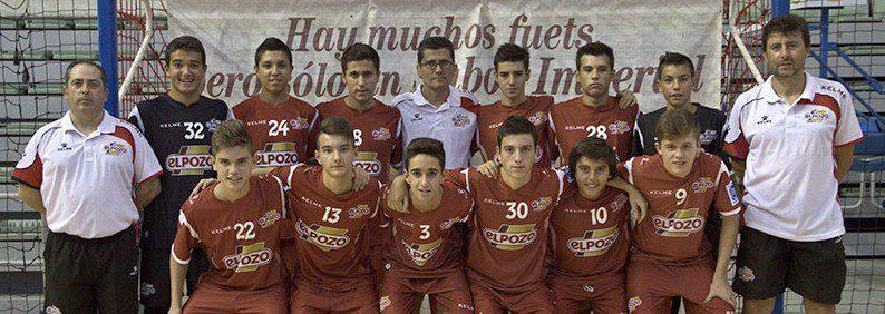 Victoria del Cadete ante Alcantarilla Deportivo FS (7-0)