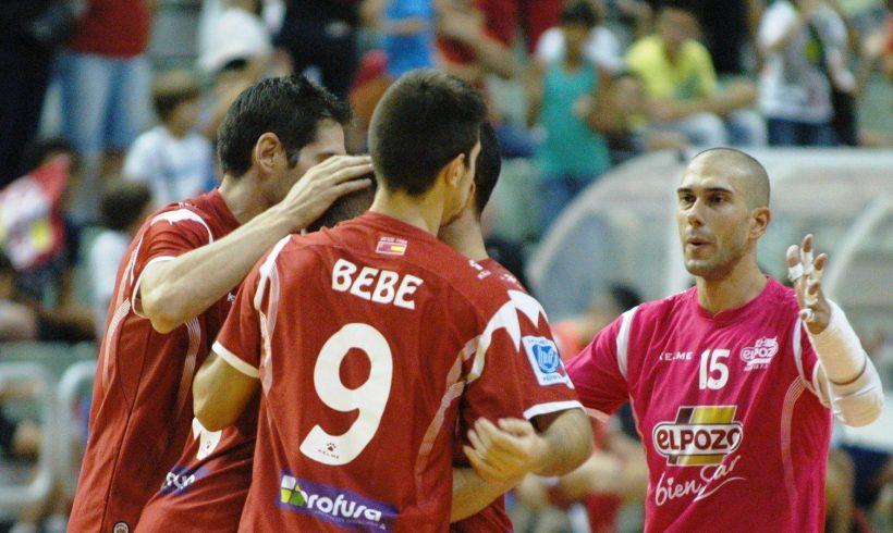 ElPozo Murcia golea a Umacon Zaragoza y es más líder (10-2)