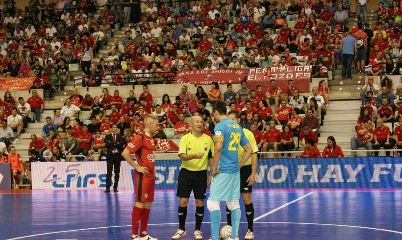 A por el segundo puesto.Previa FC Barcelona vs ElPozo Murcia