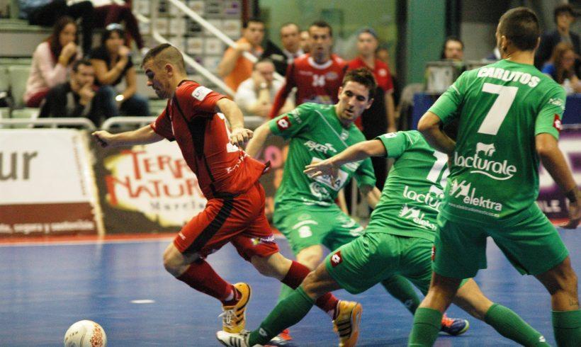 Previa 26ª Jornada LNFS Magna Navarra vs ElPozo Murcia FS