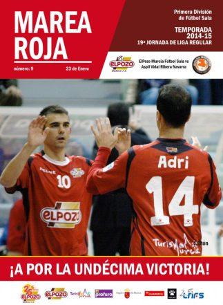 Revista Marea Roja Nº9 2014-2015