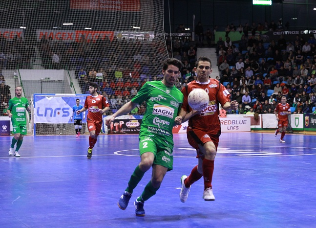 Horarios Cuartos Play Off ElPozo Murcia vs Magna Navarra