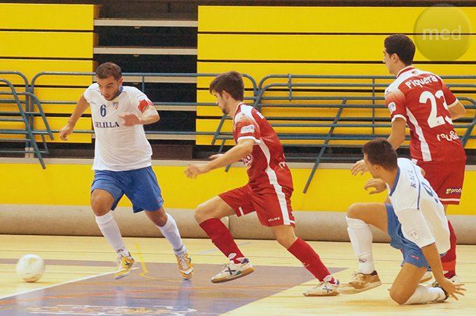 Segunda- Crónica Melilla FS 1-3 ElPozo Ciudad de Murcia