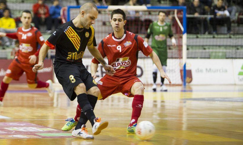 Previa 2ª Jornada LNFS-ElPozo Murcia FS vs Catgas E. Santa Coloma