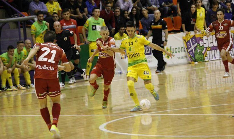 Previa 18ª Jornada|ElPozo Murcia FS vs Jaén Paraíso Interior