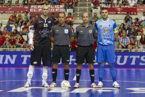 Murcia, 27-09-2015, Campeonato de Liga 2 Division B, Grupo IV, encuentro entre UCAM CF vs Real Jaen CF, Jornada 6, Estadio La Condomina, Temporada 2015-2016.