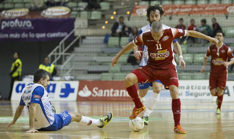 PREVIA Jª 30| DLink Zaragoza vs ElPozo Murcia FS 'A cerrar la Liga con victoria'
