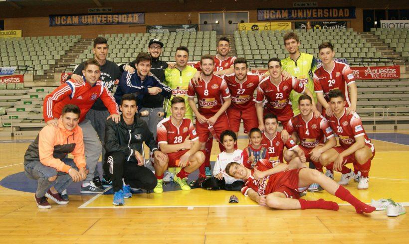 SEGUNDA|ElPozo Ciudad de Murcia, a una victoria del título de Campeón de Segunda