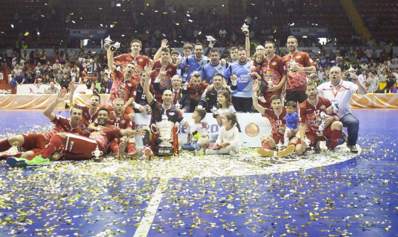 ¡Campeones de la Copa de S.M El Rey!