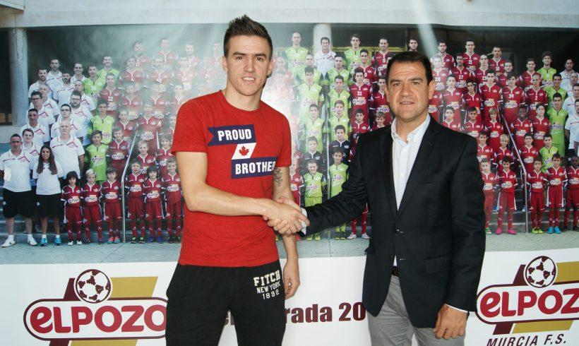 OFICIAL   Dário Marinovic amplía su contrato con ElPozo Murcia