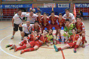 Cadete Campeón España