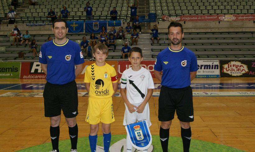 Galería Final Benjamín| Flecha Negra 3-1 Real Oviedo