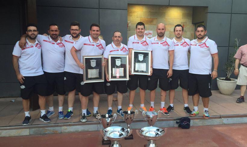 ACTO|Siete equipos premiados y cuatro menciones especiales en la Gala FFRM 2016