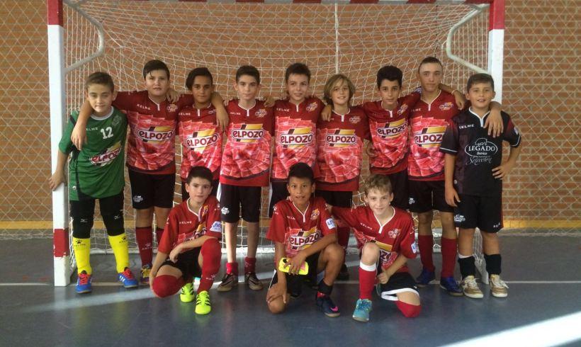 Infantil B| Crónica Aljucer ElPozo 1-2 CFS Pinatar (2ª Jornada)
