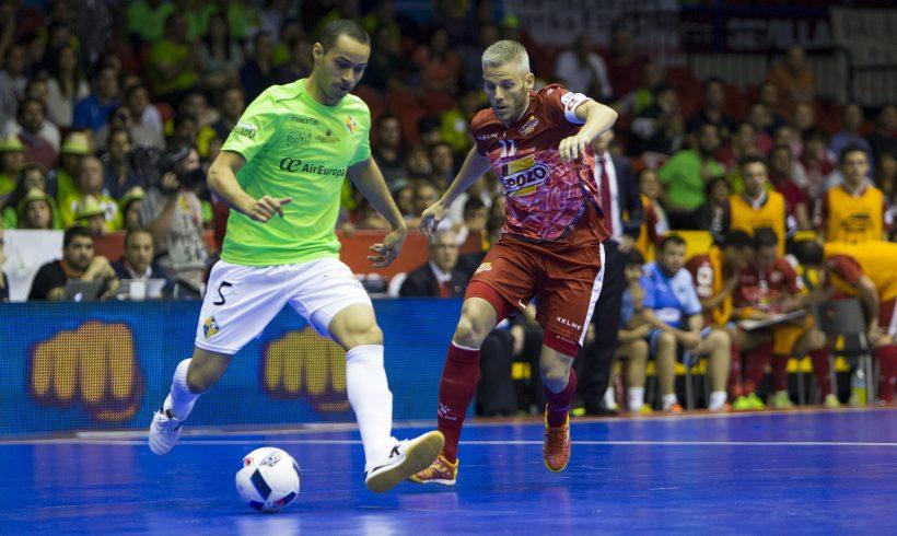 PREVIA Jª 4 LNFS| Palma Futsal vs ElPozo Murcia FS- Máxima intensidad