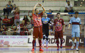 ELPOZO Murcia FS vs Levante UD FS.