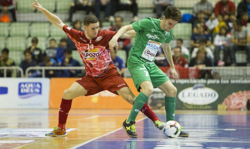 PREVIA Jª 22| Magna Gurpea vs ElPozo Murcia 'Antesala de la Final de Copa del Rey'