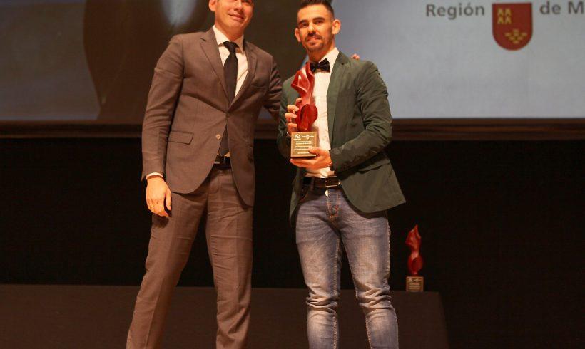 Gala del Deporte 2016| Álex 'Mejor Deportista' del año en la Región de Murcia