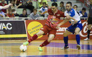 LNFS, ELPOZO Murcia vs JUMILLA, 31042017