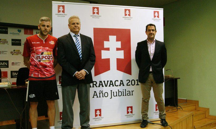 ACTO| La familia de ElPozo Murcia FS peregrina este domingo a Caravaca de la Cruz para ganar el Jubileo