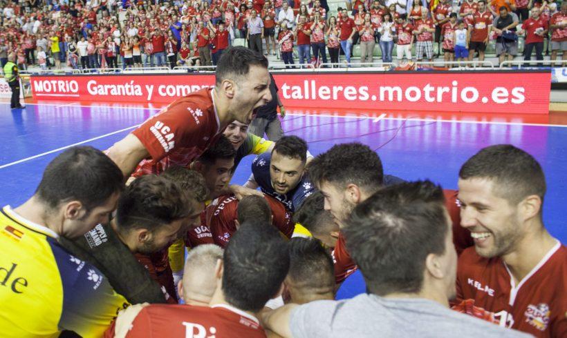 Galería 1º Partido Semifinales  ElPozo Murcia 3-2 FC Barcelona Lassa (Fotos @PascuMendez)