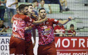 ELPOZO Murcia FS vs FC Barcelona