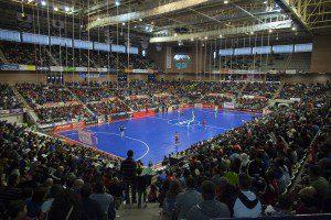 Campeonato de Liga 2 Division B, Grupo IV, encuentro entre Real Murcia vs Recreativo Huelva, jornada 27, Estadio Nueva Condomina, 25-02-2017