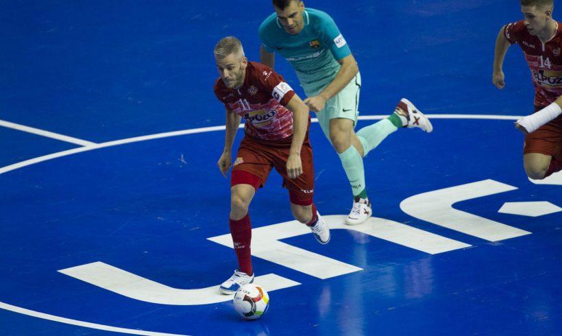 JORNADA 21 LNFS  ElPozo Murcia FS vs FC Barcelona, sábado 17 de febrero 13.15 h Teledeporte