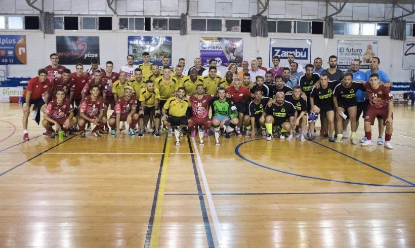 Galería| ElPozo Murcia FS se alza con el I Trofeo Pinatar Único (Fotos Pascu Méndez)