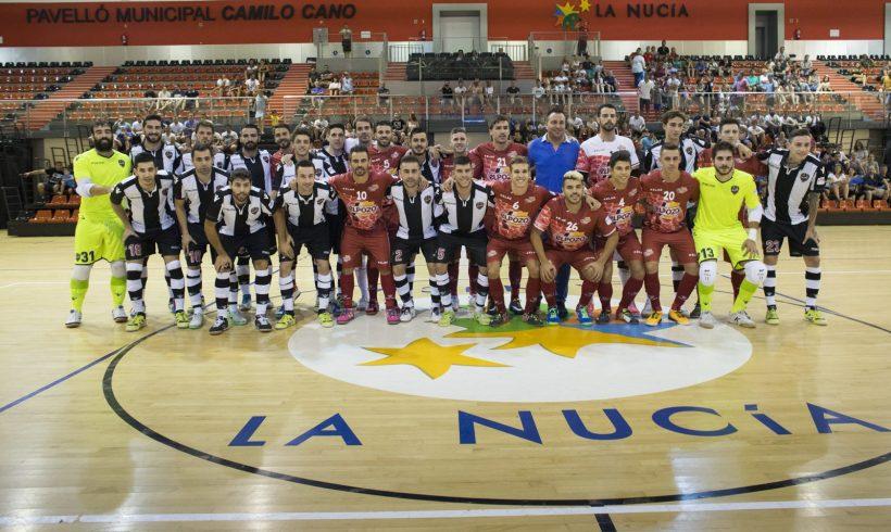Crónica 3° Partido Pretemporada  ElPozo Murcia FS sigue la racha de victorias al ganar 4-2 al Levante con doblete de Andresito