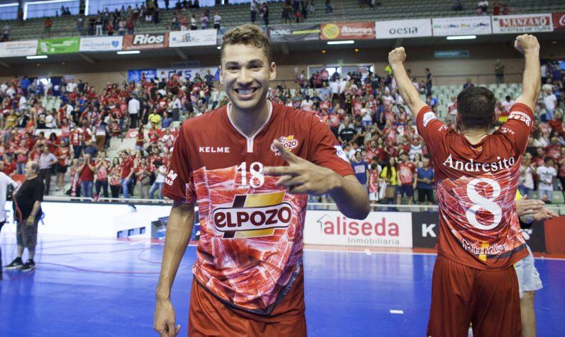La plantilla de ElPozo Murcia FS inicia mañana 2 de agosto la pretemporada 2017