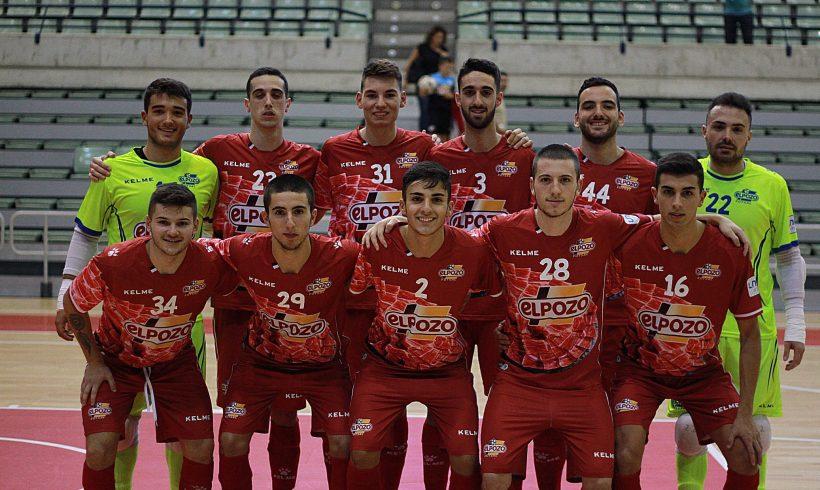 SEGUNDA| Crónica 1ª Jornada ElPozo Ciudad de Murcia vs Manzanares FS
