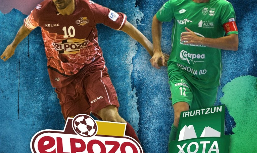 PREVIA 2ª JORNADA LNFS  ElPozo Murcia FS vs CA Osasuna Magna. 'Objetivo: Competir y sacar los tres puntos'
