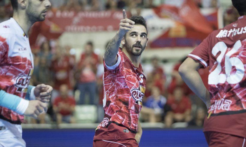 Crónica Jornada 5  ElPozo Murcia se alza con el cuarto puesto al ganar 3-2 a Jaén