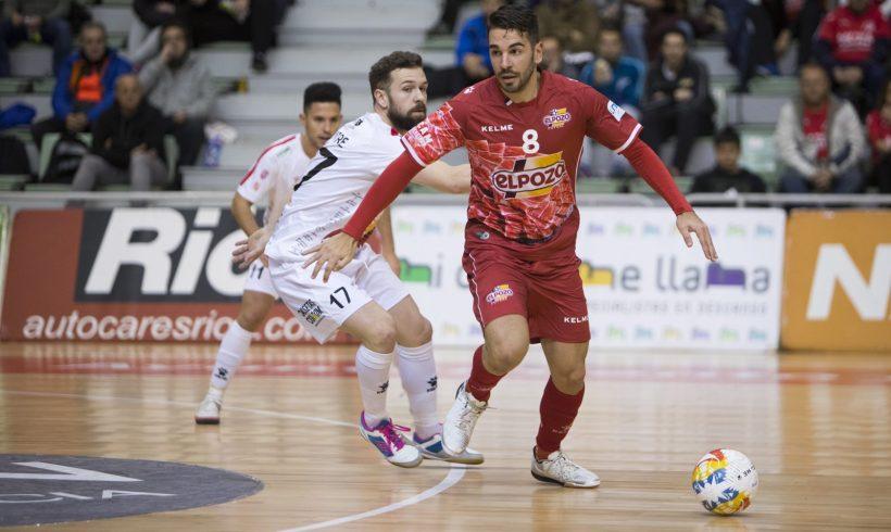 PREVIA Jª 8 LNFS| ElPozo Murcia FS vs Naturpellet Segovia (Domingo 13.15 h)