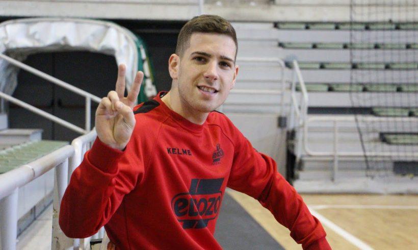PREMIOS Futsal Planet| Fernando Aguilera, nominado como 'Mejor Jugador Joven' 20'17