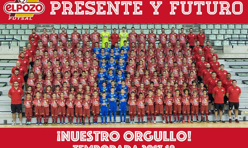 BALANCE ElPozo Murcia FS y sus Bases temporada 2017-18