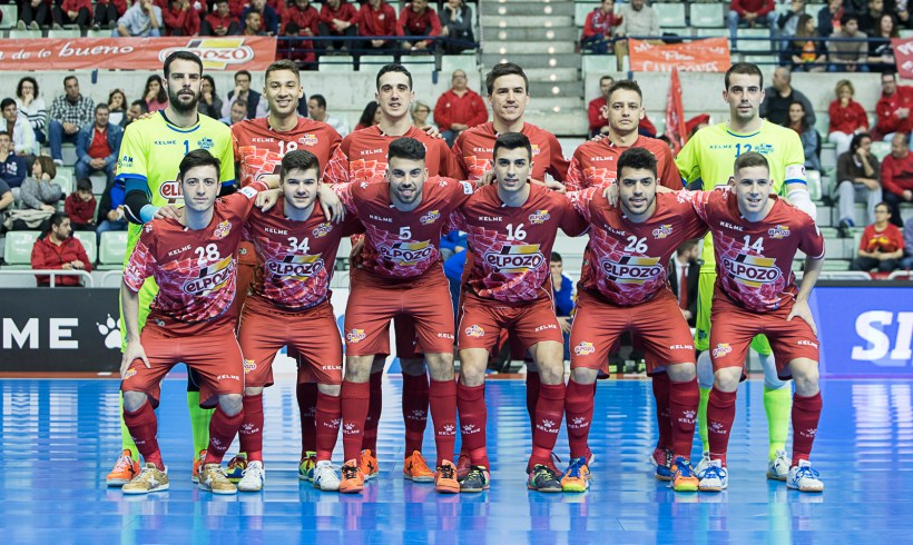 Galería Jª 27| Victoria de ElPozo Murcia 3-1 Aspil Vidal (Fotos Pascu Méndez)