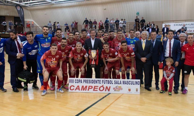 Crónica Final Copa FFRM| ElPozo Murcia reina en la Región (6-2)