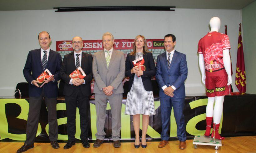 PATROCINIO| Bankia, patrocinador oficial de ElPozo Murcia FS la próxima temporada