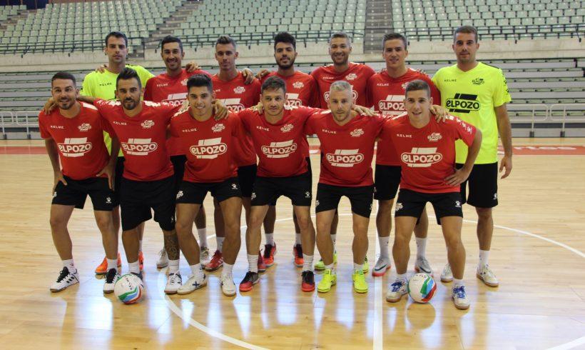 PRETEMPORADA 2018| ElPozo Murcia FS disputará seis encuentros con una mini gira en Italia