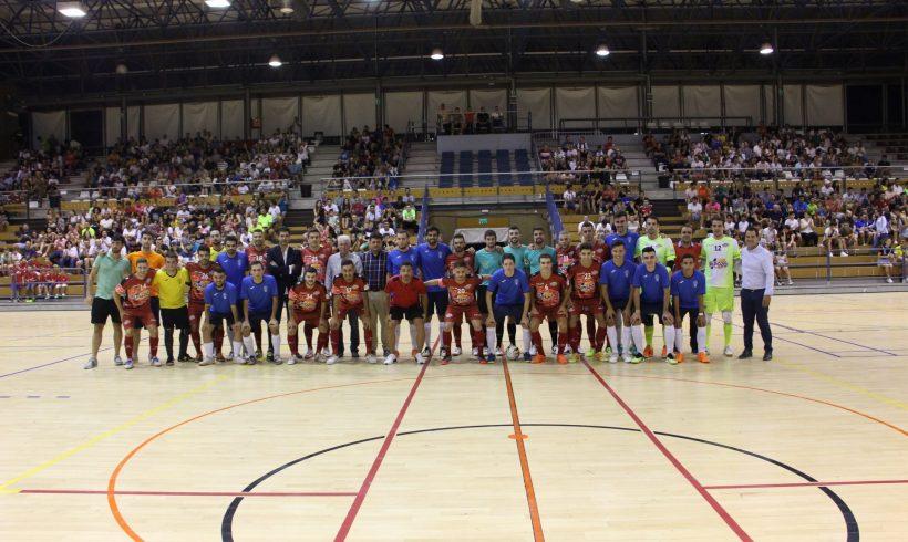 PRETEMPORADA| Victoria 0-13 en el primer test ante UDAF Albacete