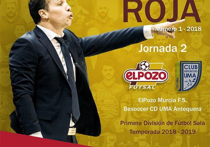 Revista Marea Roja nº1 2018-2019
