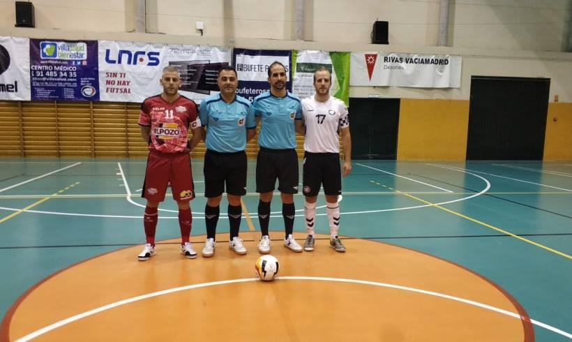 Galería 1/16 IX Copa del Rey: Rivas Futsal 1-5 ElPozo Murcia FS