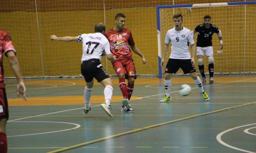 CRÓNICA 1/16 COPA DEL REY| ElPozo Murcia FS se alza con la victoria 1-5 ante Rivas y ya está en Octavos