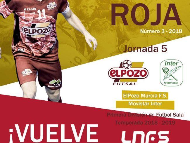Revista Marea Roja nº3 2018-2019