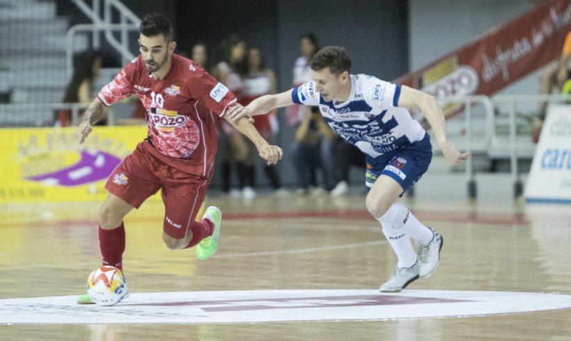 PREVIA Jª 12| Futbol Emotion Zaragoza vs ElPozo Murcia FS (Miércoles 20.45h)
