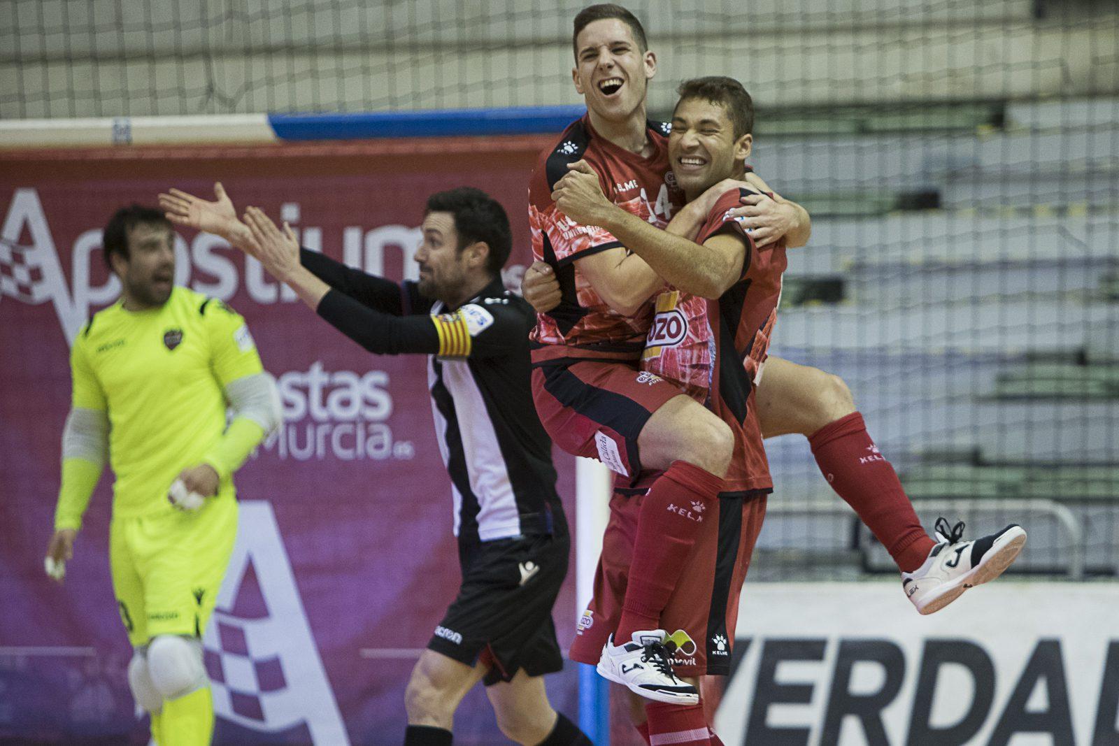 ElPozo Murcia Fútbol Sala  84815c3a5eb4e